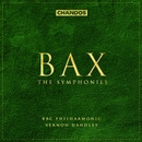 Bax, A.: Symphonies Nos. 1-7 / Rogue`S Comedy Overture / Tintagel (BBC Philharmonic, Handley) 대표이미지
