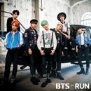 RUN (Japanese Ver.) (일본발매싱글) 앨범 대표이미지
