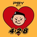 PSY 8th 4X2=8 앨범 대표이미지