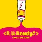 Lovelyz 2nd Album [R U Ready?] 앨범 대표이미지