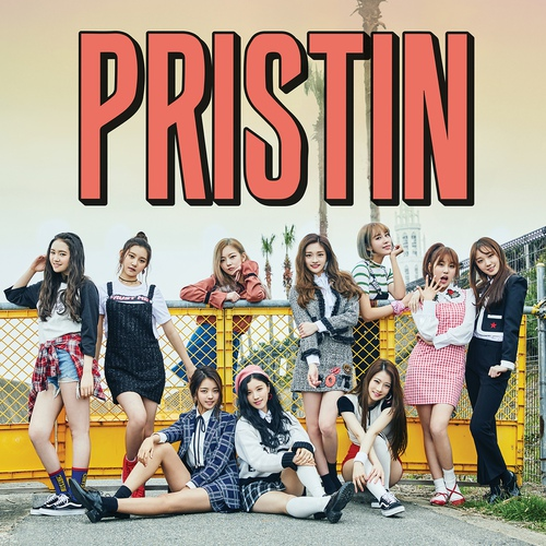 The 1st Mini Album 'HI! PRISTIN' 앨범이미지
