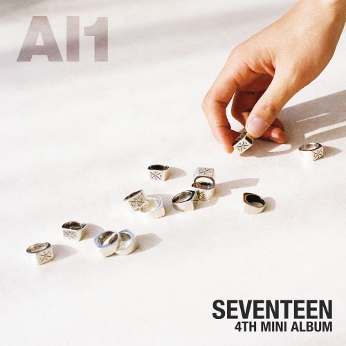 SEVENTEEN 4th Mini Album 'Al1' 앨범이미지