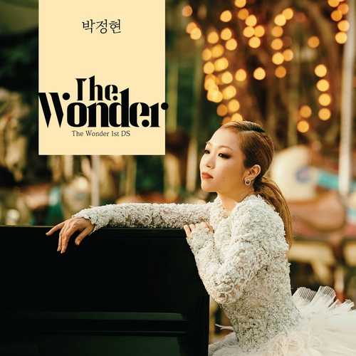 The Wonder 1st DS 앨범이미지