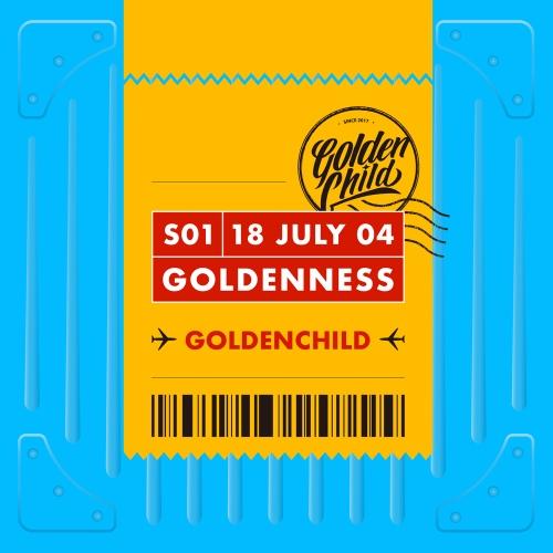 Golden Child 1st Single Album [Goldenness] 앨범이미지