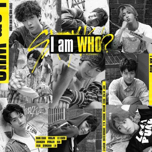I am WHO 앨범이미지