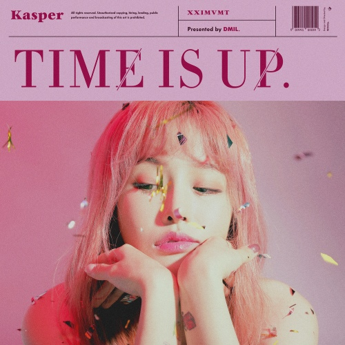 TIME IS UP 앨범이미지