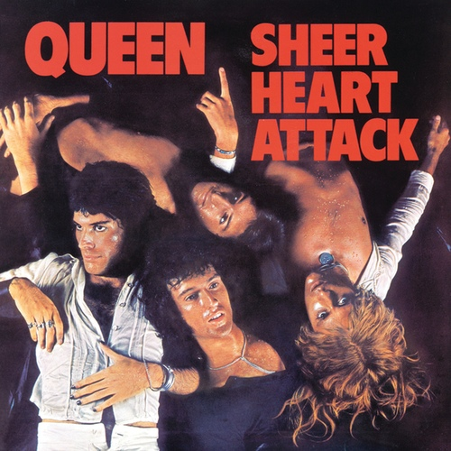 Sheer Heart Attack [Deluxe Edition 2011 Remaster] 앨범이미지