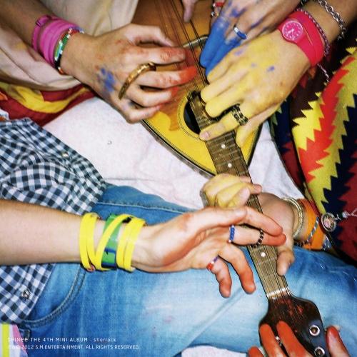 'Sherlock' SHINee The 4th Mini Album 앨범이미지