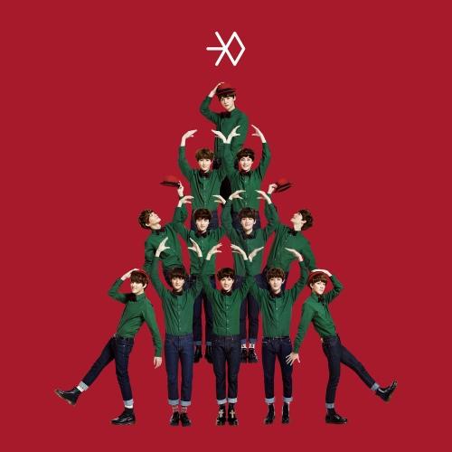 겨울 스페셜 앨범 '12월의 기적 (Miracles in December)' 앨범이미지