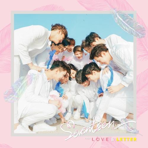 SEVENTEEN 1ST ALBUM [FIRST 'LOVE&LETTER'] 앨범이미지