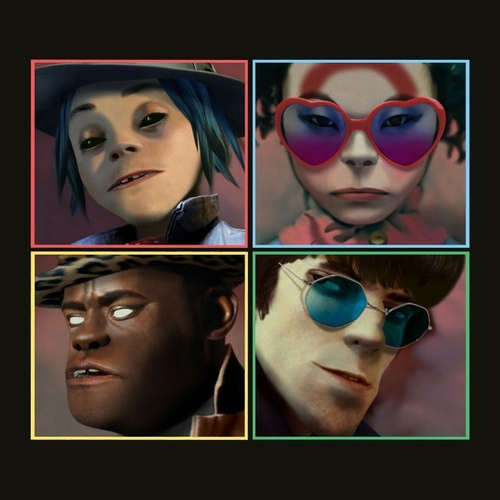 Humanz [Deluxe] 앨범이미지
