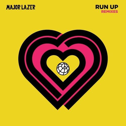 Run Up Remixes 앨범이미지