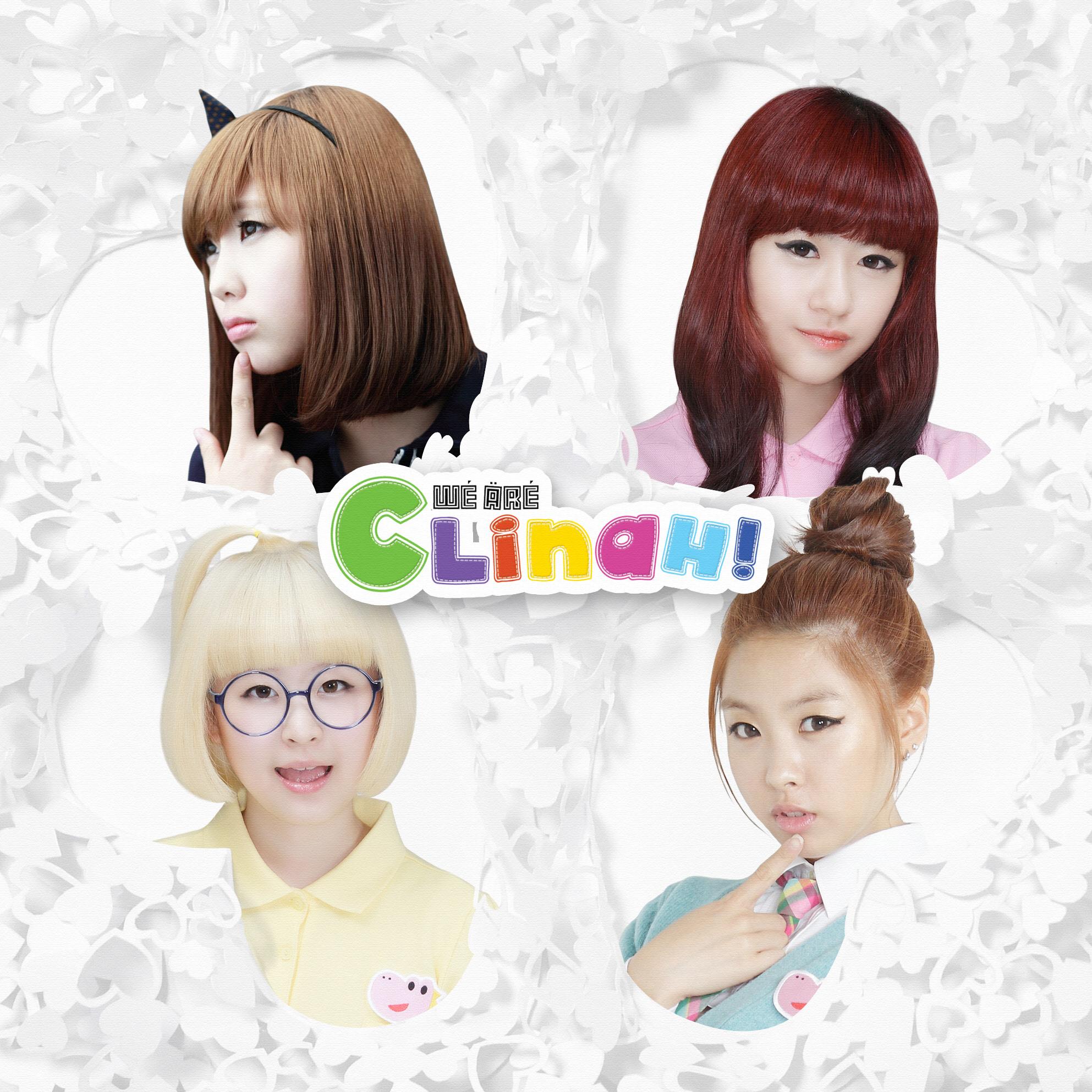 "Clinah >> mini-álbum debut ""We Are CLINAH!"" 311126"