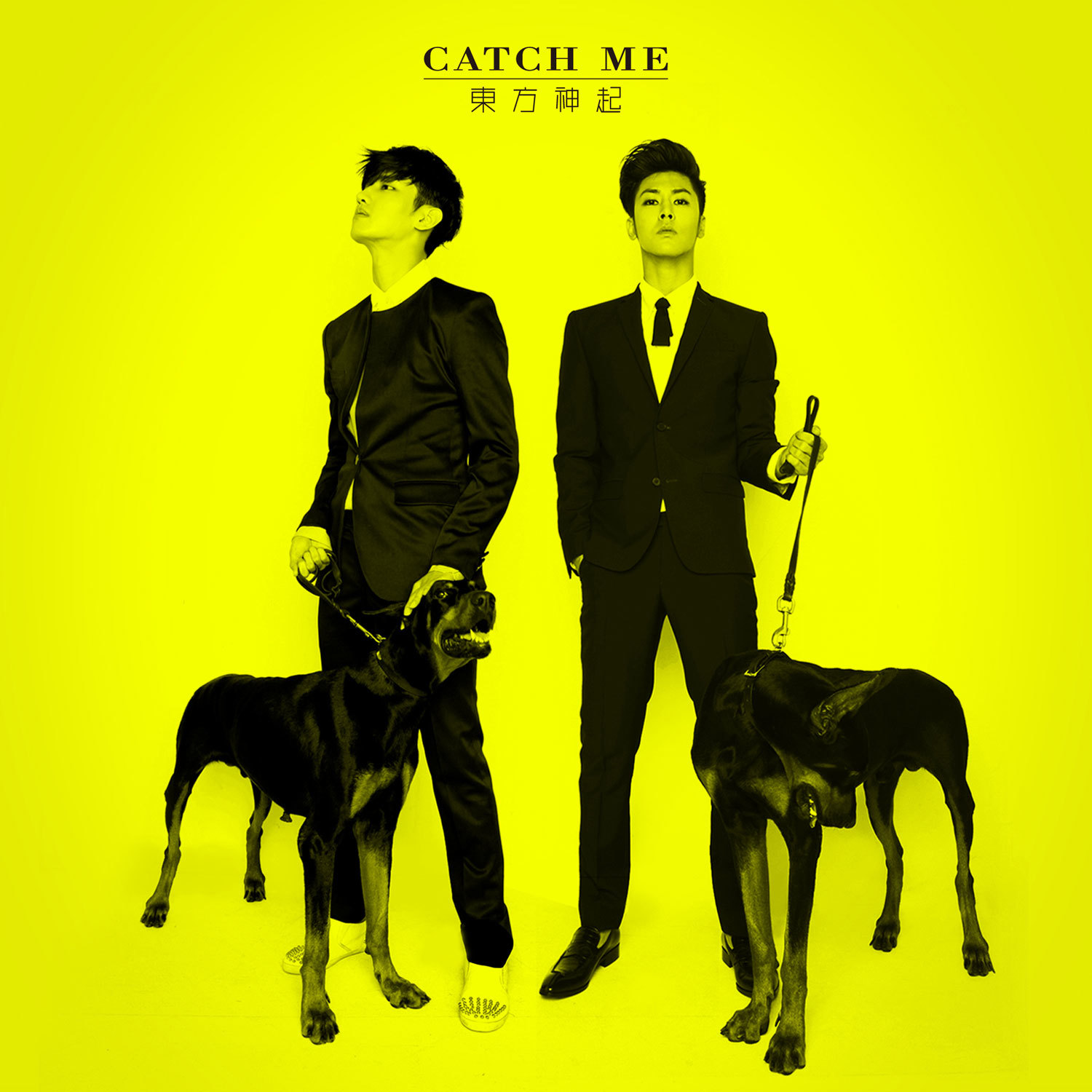 [Album] TVXQ (DBSK) - Catch Me [VOL. 6]