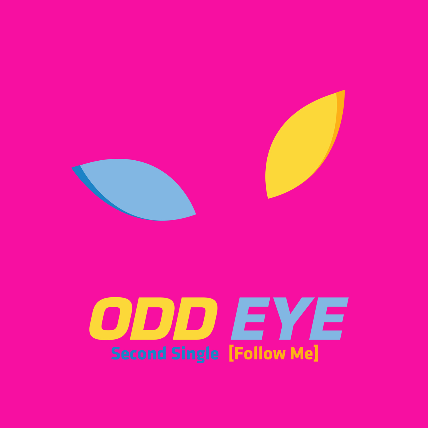 Odd Eye 2nd Single Album 'Follow Me'