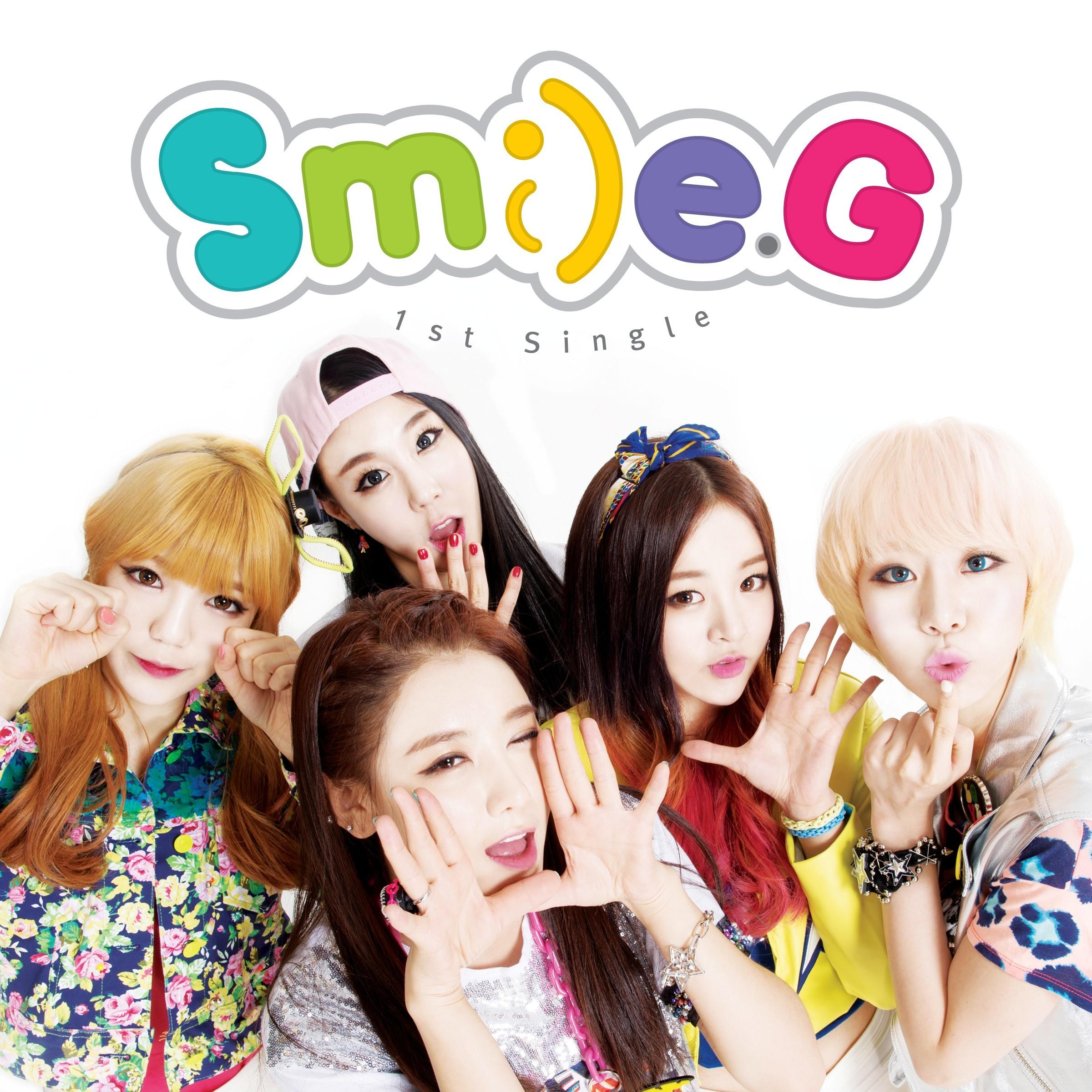 스마일지 1st Single 뚜비두밥