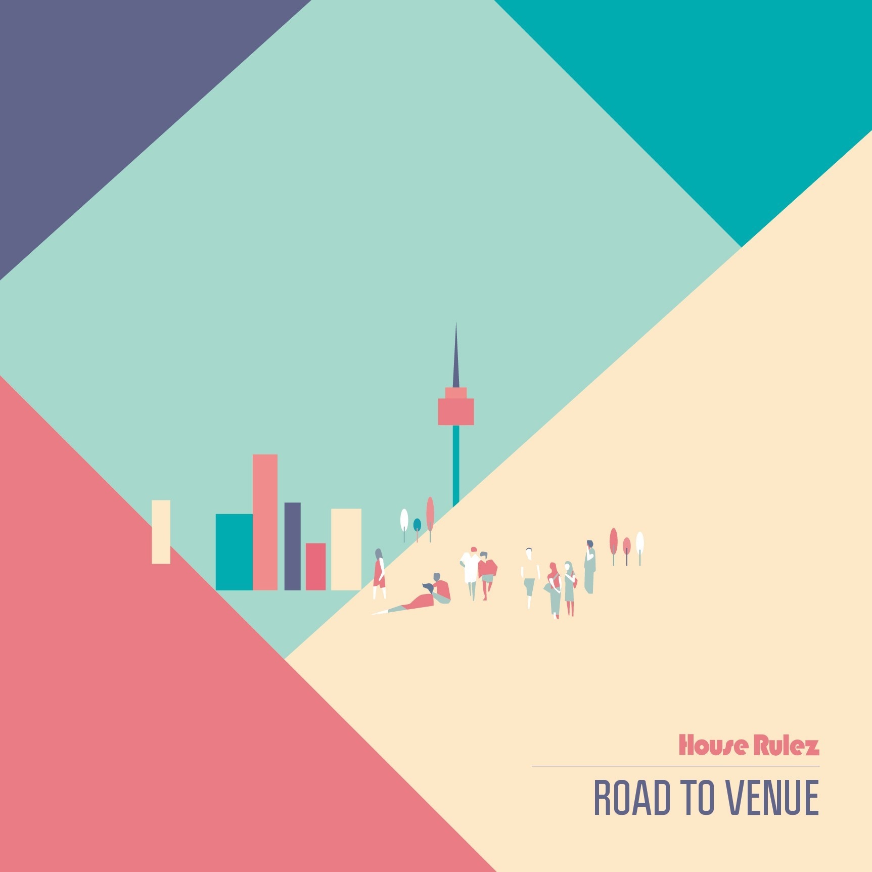 [Album] House Rulez   ROAD TO VENUE [Vol.5]