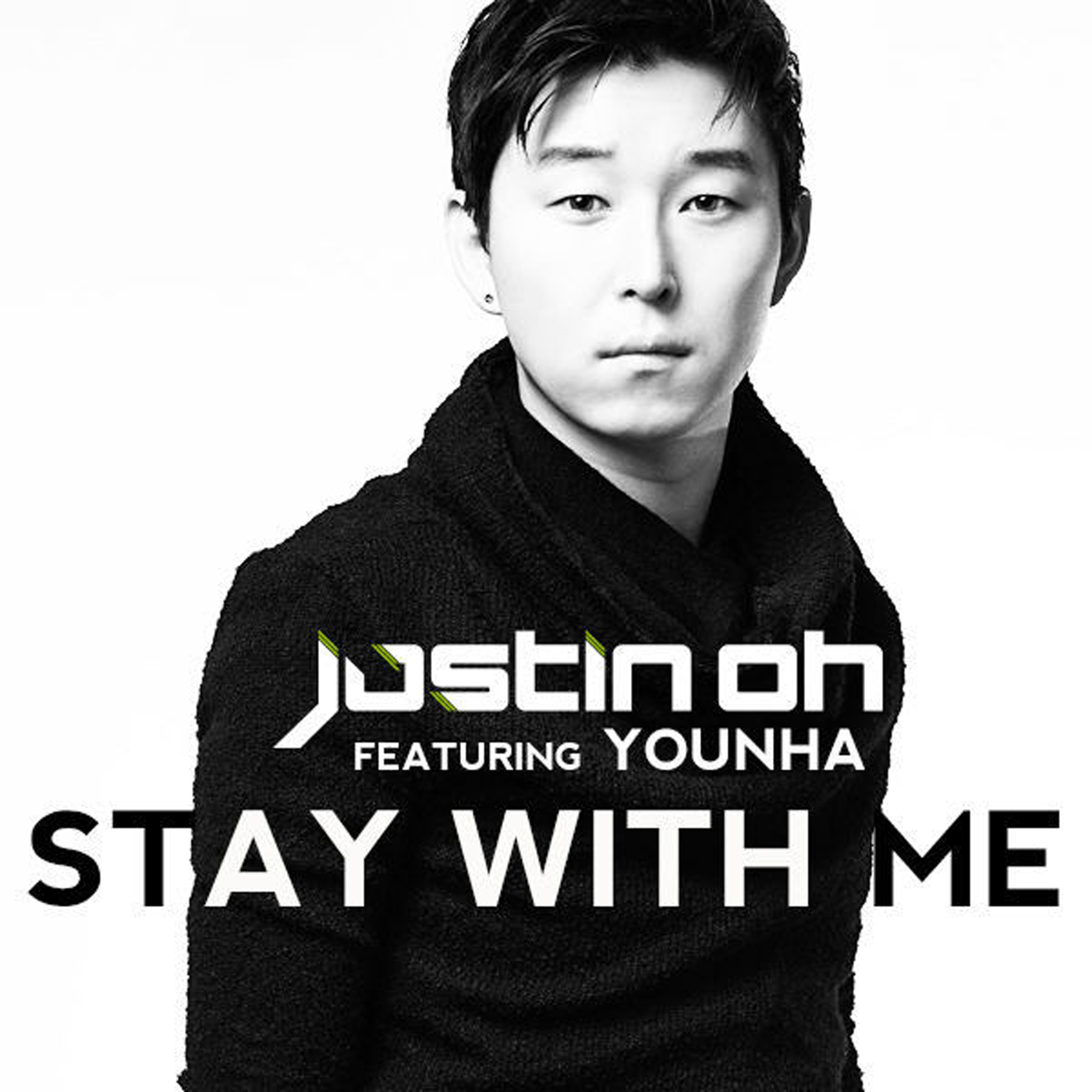 [Single] Justin Oh   Stay With Me (Feat. Younha)