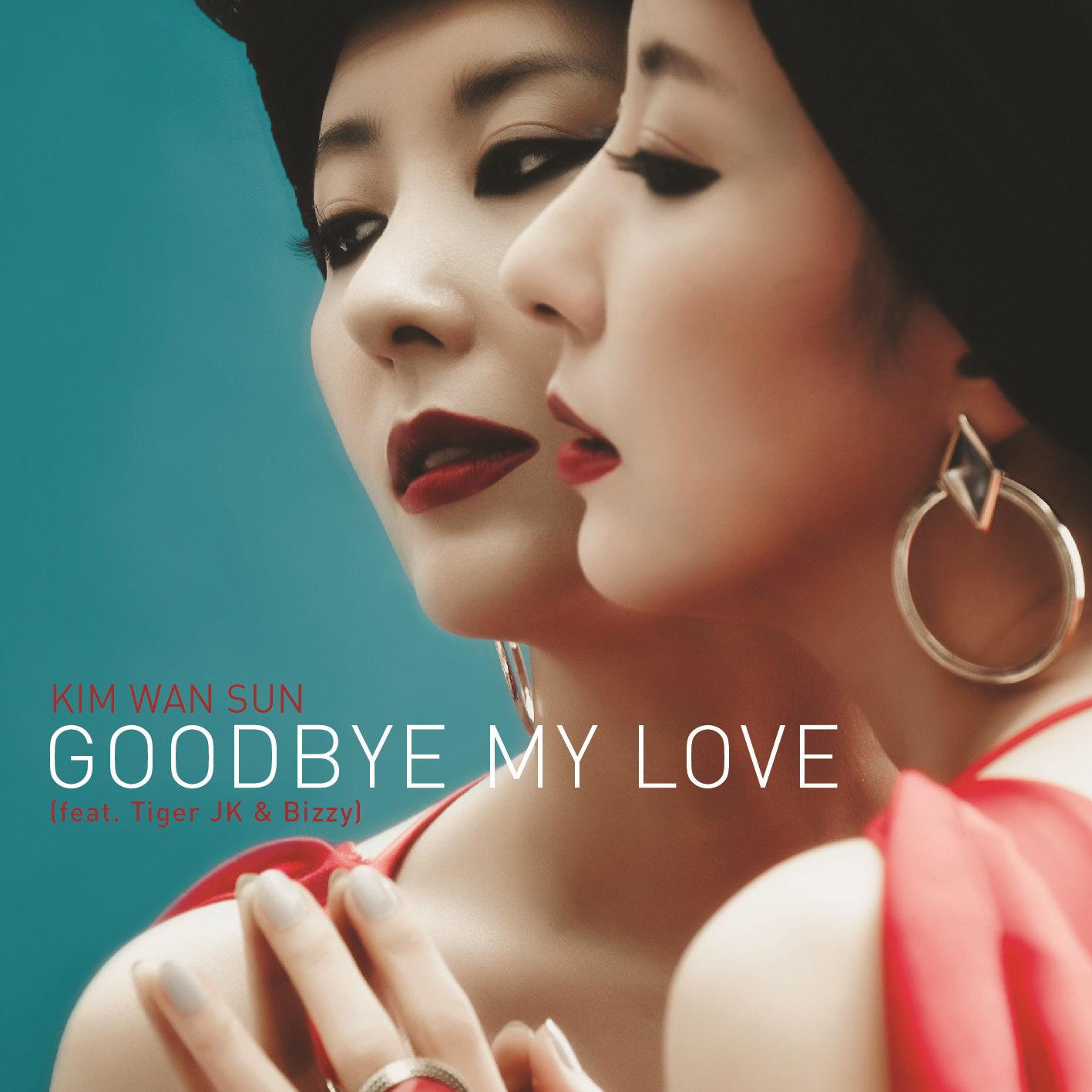 [Single] Kim Wan Sun   Goodbye My Love (MP3)