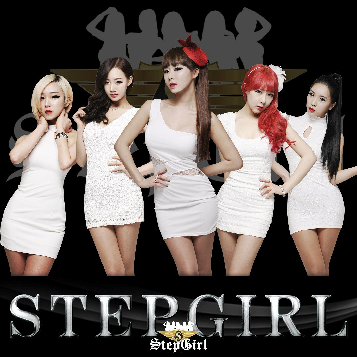 [Single] Step Girl   Step Girl (MP3)
