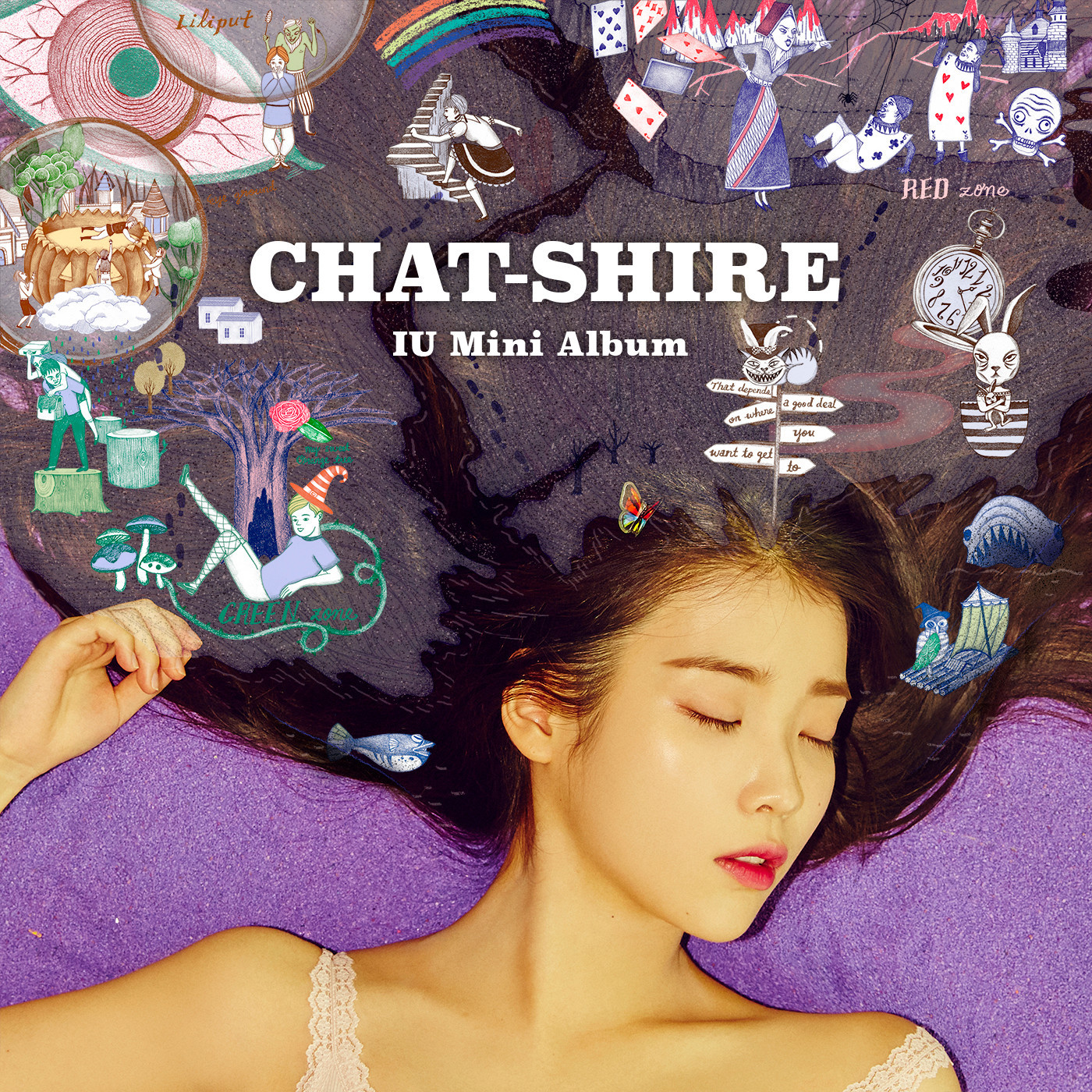 IU - Chat Shire (Full 4th Mini Album) - The Shower - Shoes K2Ost free mp3 download korean song kpop kdrama ost lyric 320 kbps