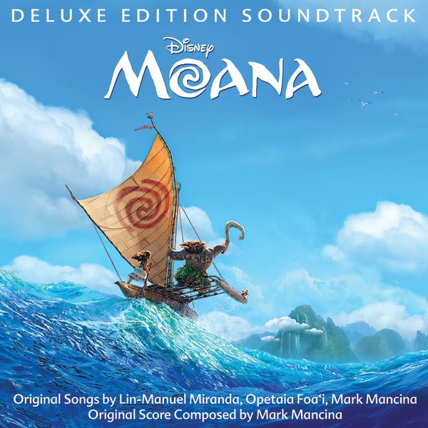 [미리듣기] Various Artists - 모아나 (Moana) OST [Deluxe Edition] | 인스티즈