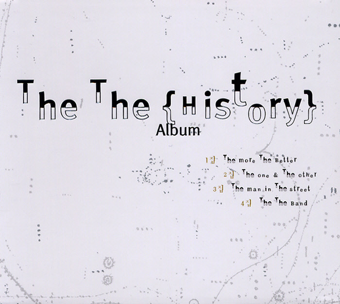 THETHE – The The History Album
