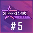 슈퍼스타K 2016 5회 속 화제곡! 대표이미지