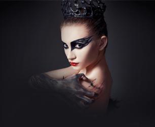 발레 공연을 위한 클래식 대표 이미지
