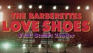 Love Shoes (feat. Stuart Zender) 뮤직비디오 대표이미지