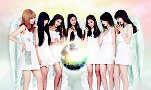 에이오에이(AOA) - 밴드유닛과 댄스유닛의 결합 사진