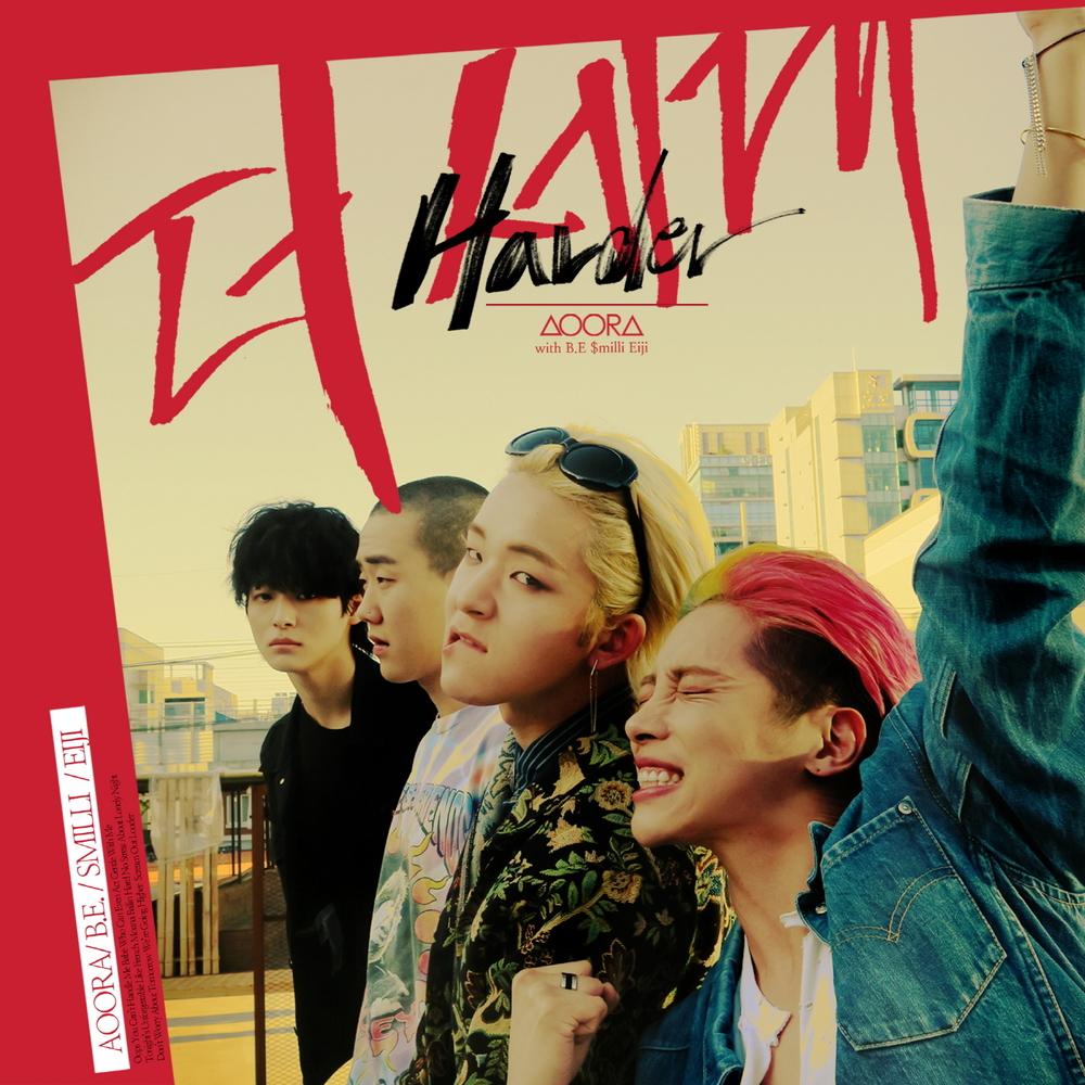 아우라 (Aoora) – 더 세게 (Harder) (Feat. $milli, B.E., Eiji)