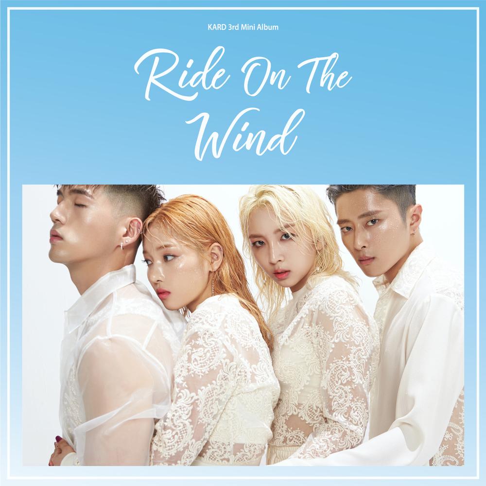 카드 (KARD) – Ride on the wind