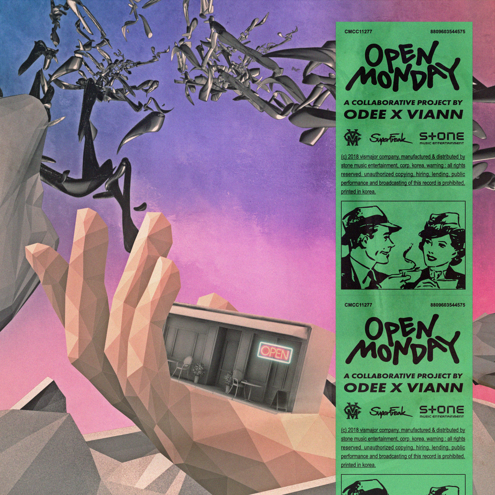 ODEE X VIANN – FAKE LOVE SEOUL (Feat. SUMIN & DOCSKIM)