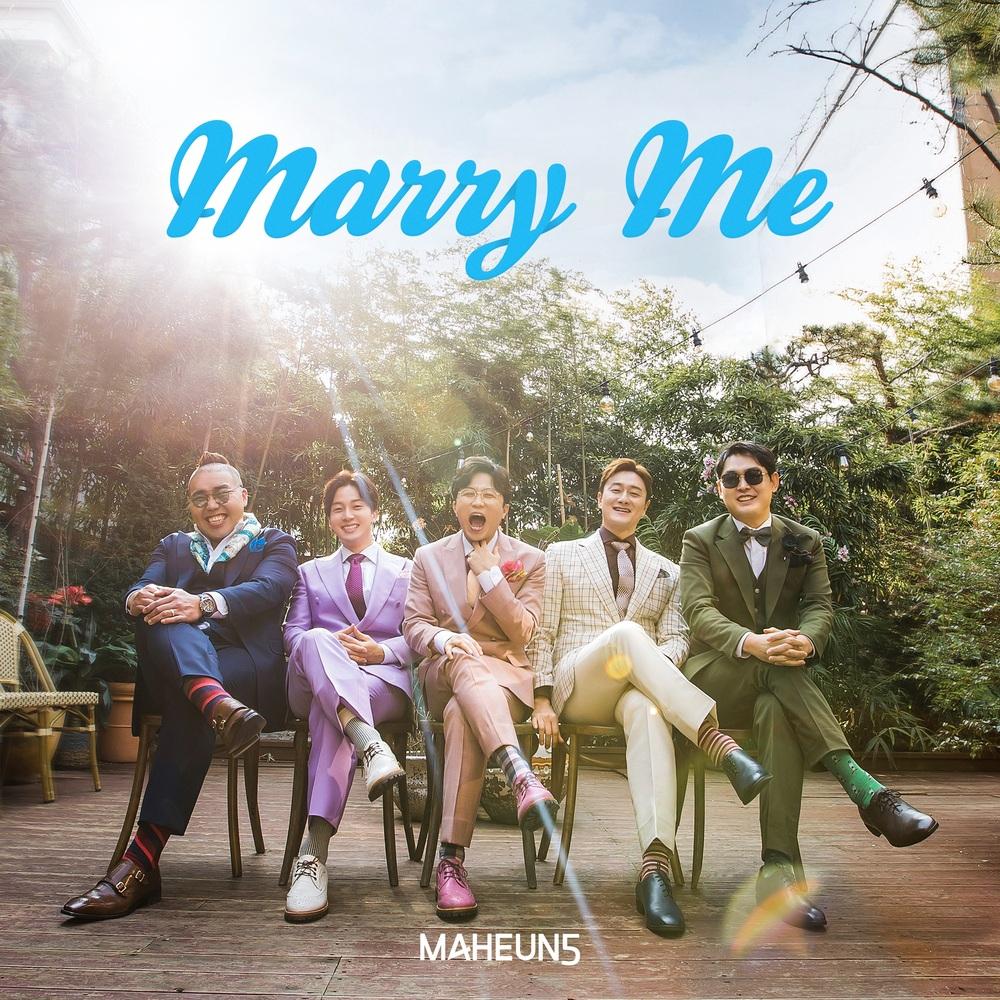 [情報] MAHEUN5 - Marry Me