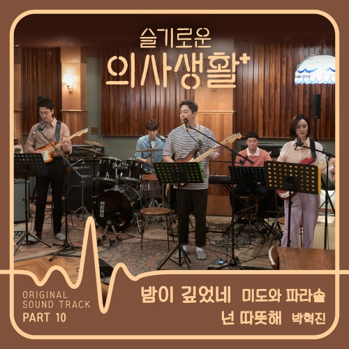 Mido and Falasol - 캐논 (Canon) (Drama Ver.) (OST Hospital Playlist Part.10) Cover
