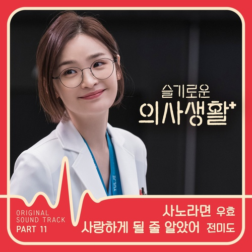 Jeon Mido - 사랑하게 될 줄 알았어 (I Knew I Love) (OST Hospital Playlist Part.11) Cover