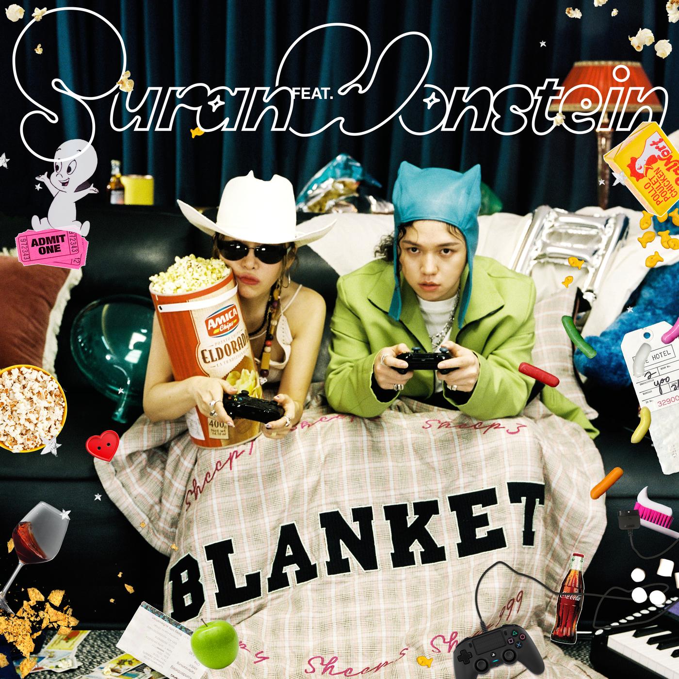 [影音] SURAN - Blanket ft.Wonstein M/V