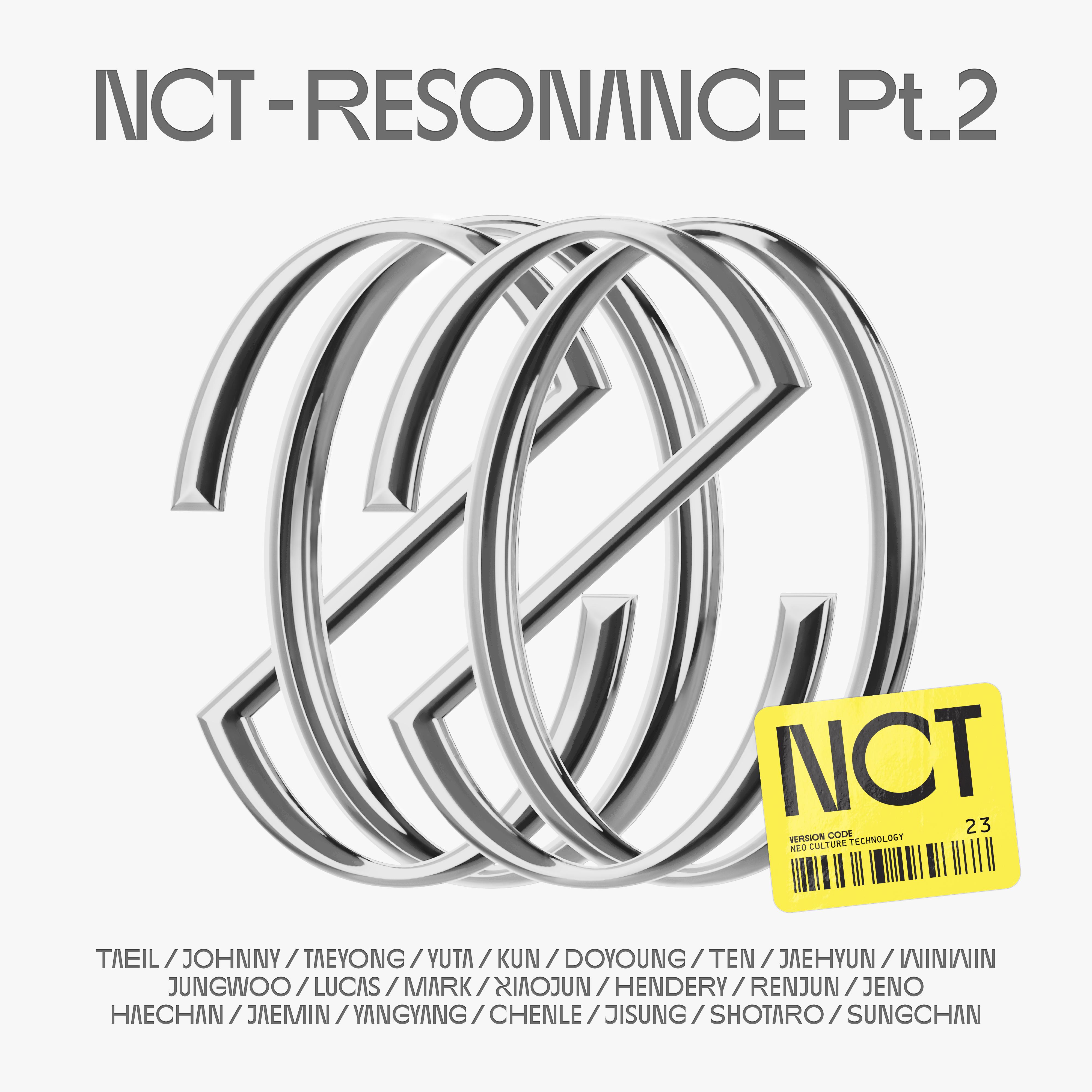 [影音] NCT RESONANCE Pt. 2 - The 2nd Album