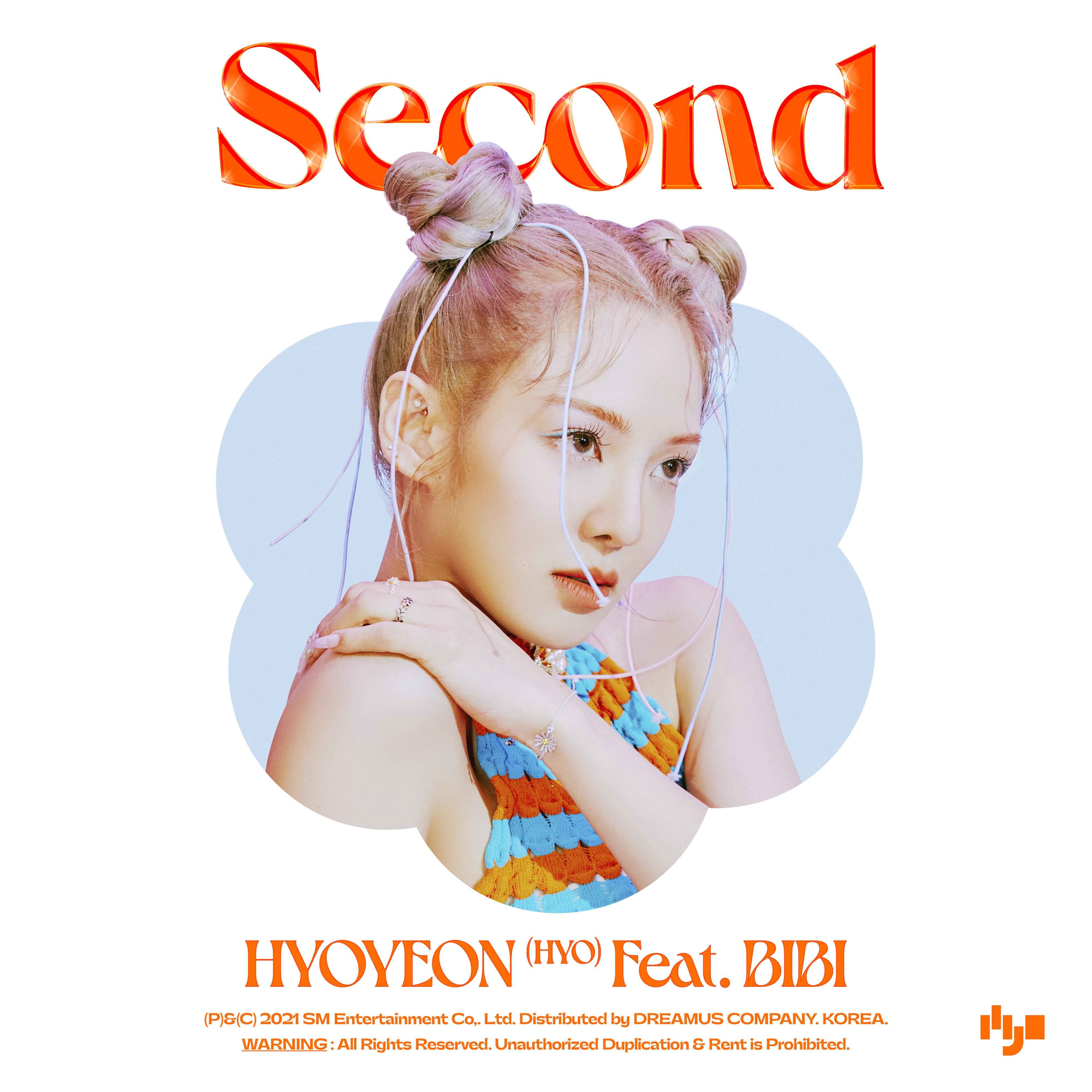 [影音] HYO - Second (feat.BIBI) MV