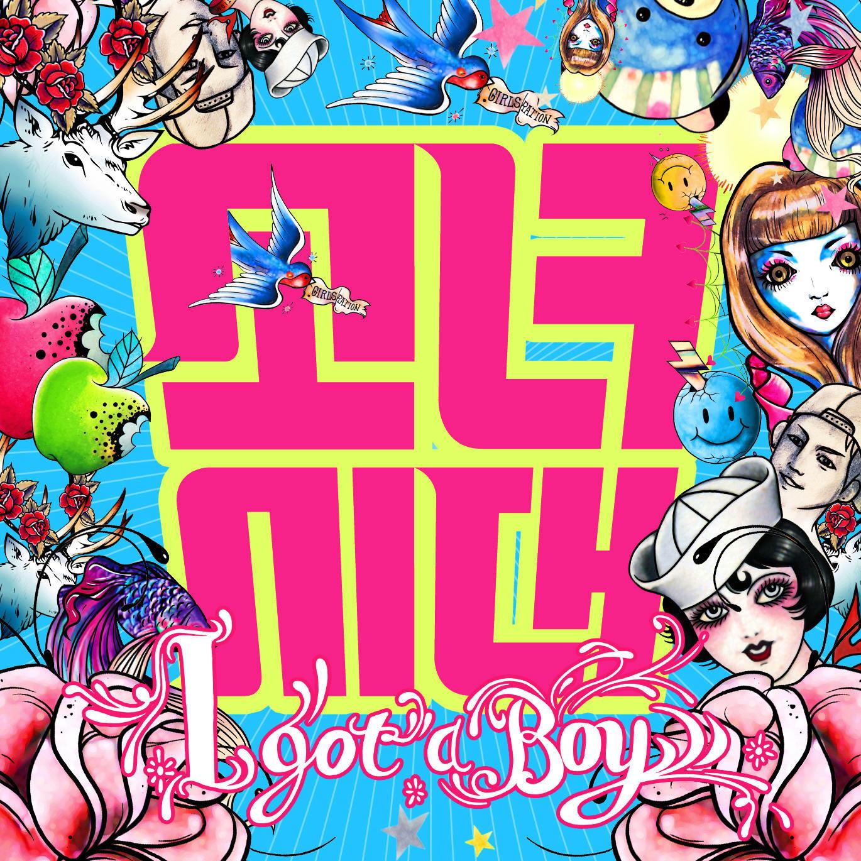 [Single] Girls' Generation - Dancing Queen