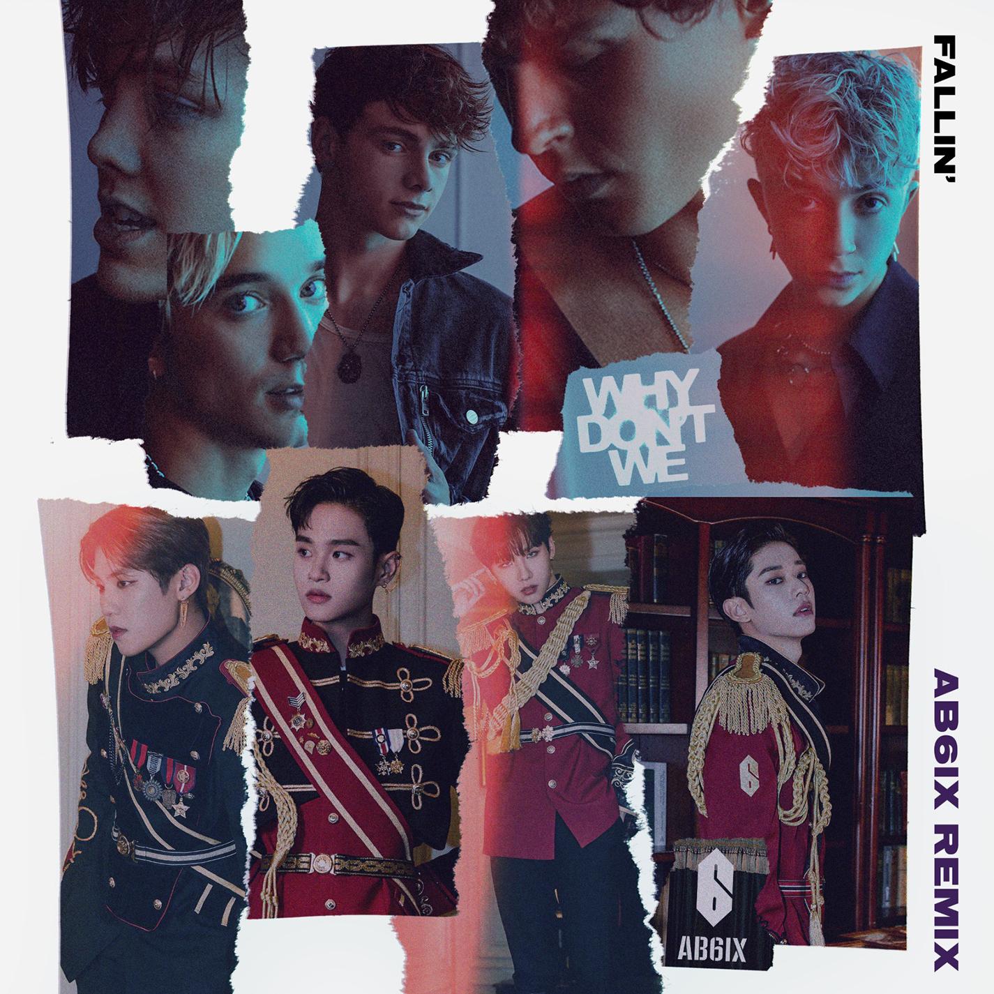 [情報] Why Don't We - Fallin' (AB6IX Remix)