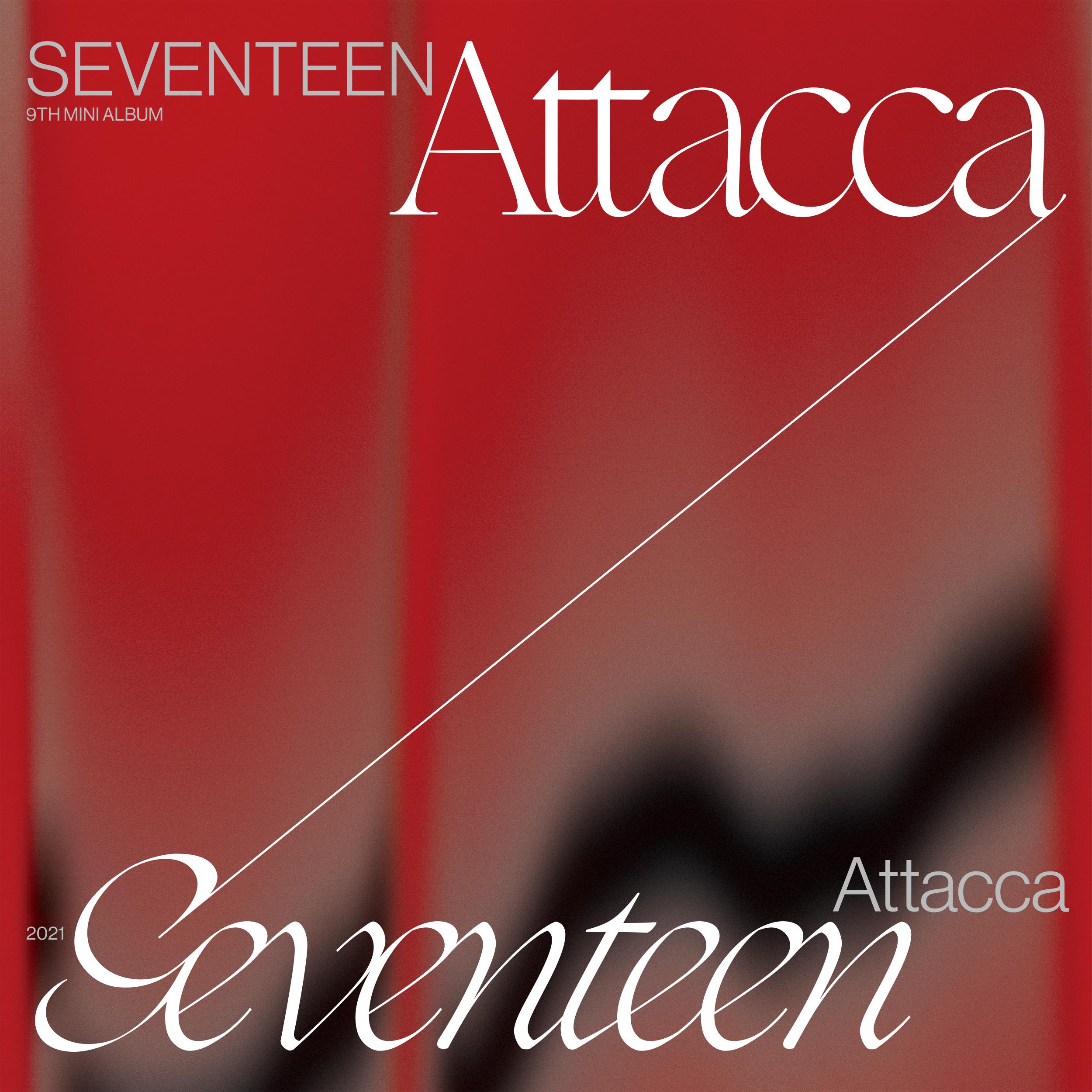 "[影音] SEVENTEEN 迷你9輯 ""Attacca"""